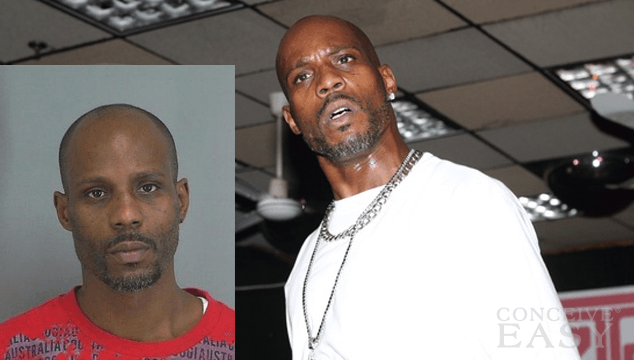 DMX Arrested with 5-Month-Old Daughter in the Car