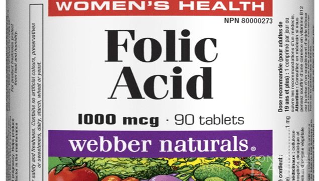 Trying to conceive folic acid