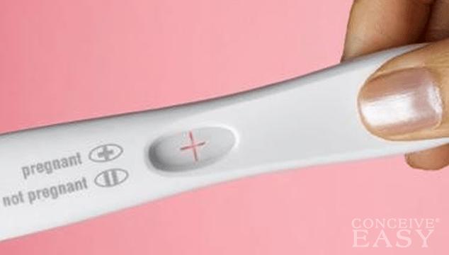 Faint Line on a Pregnancy Test
