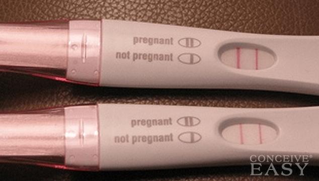 Faint Line on My Home Pregnancy Test: Am I Pregnant? - ConceiveEasy