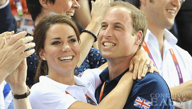 Fertility Foods? William and Kate's Honeymoon Food Requests