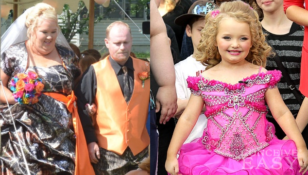 Honey Boo Boo's Mom Mama June Gets Married to Sugar Bear