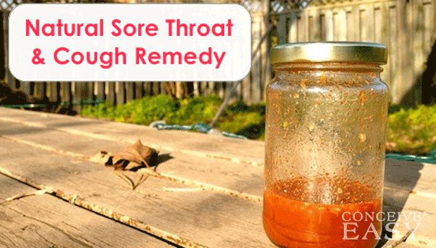 How to Heal a Sore Throat Naturally