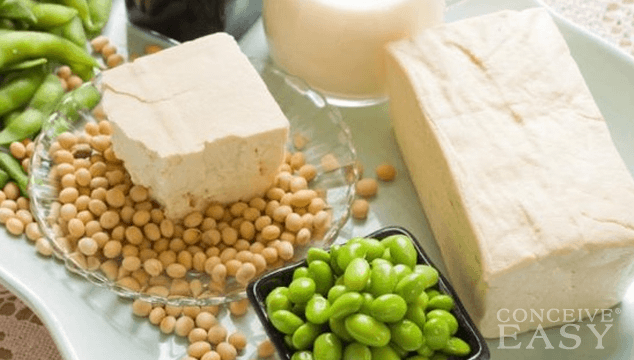How to Use Soy to Induce Ovulation