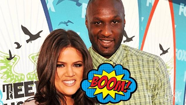 Khloe Kardashian and Lamar Odom Getting Divorced?