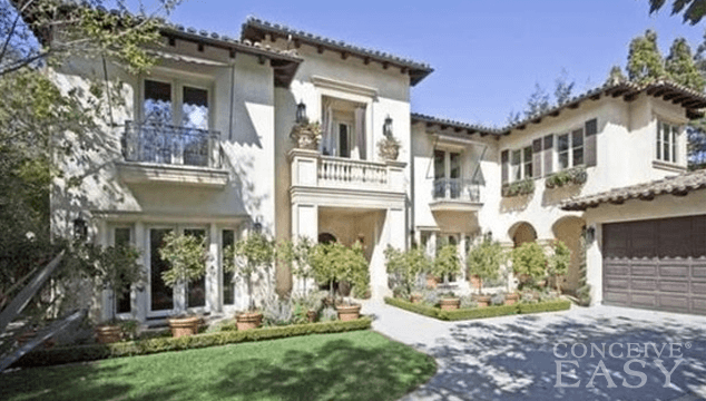 Kim Kardashian Sells Beverly Hills Mansion Moves In With Kanye West Conceiveeasy