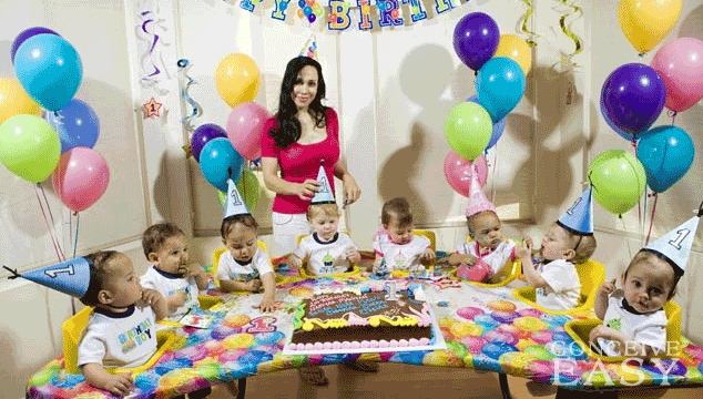 Octomom Charged with Welfare Fraud