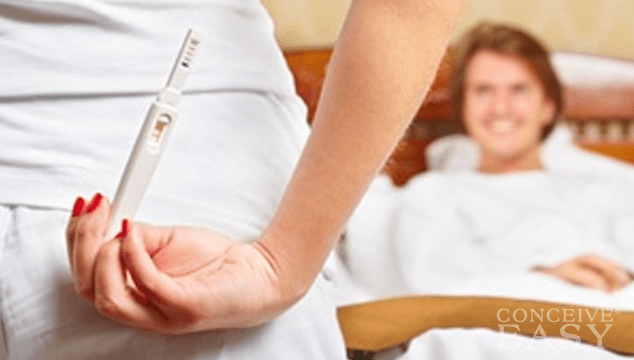 Positive Ovulation Predictor Kit without Ovulation