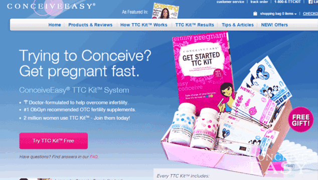 Where Can I Get a Free Sample of Fertility Pills? - ConceiveEasy