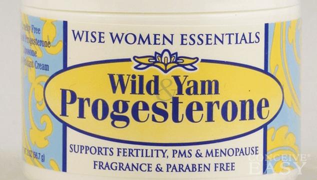 Wild Yam and Fertility