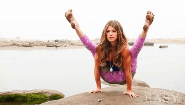 Yoga poses to increase fertility conceiveeasy