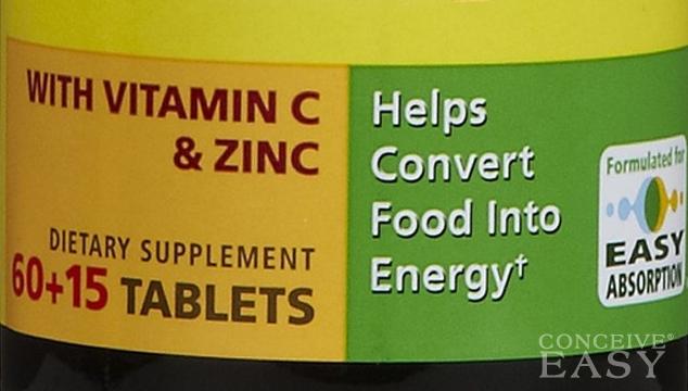 Zinc and Your Fertility