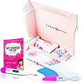 ConceiveEasy TTC Kit + 20 FREE Pregnancy Tests