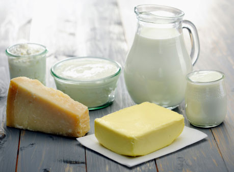 Calcium and Dairy Fats