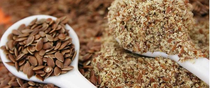 Flaxseed helps repair female reproductive issues