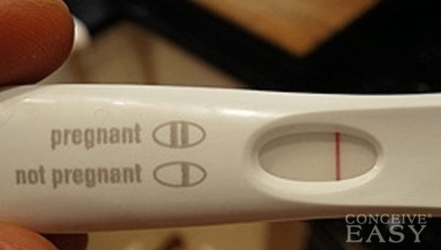 False Negative Pregnancy Tests Conceiveeasy Com