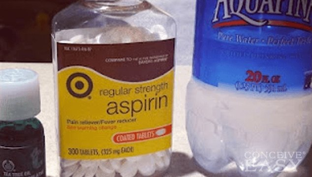 Aspirin and Its Effect on Fertility