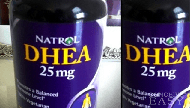 DHEA Supplements & Male Fertility