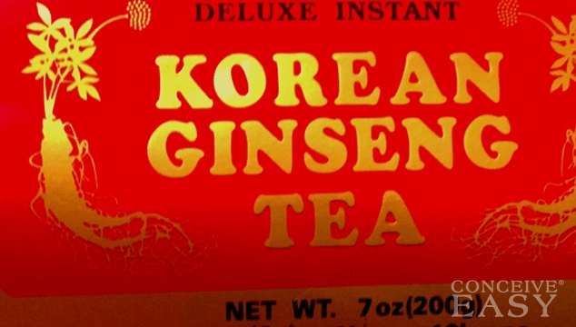 Ginseng to Help with Male Infertility