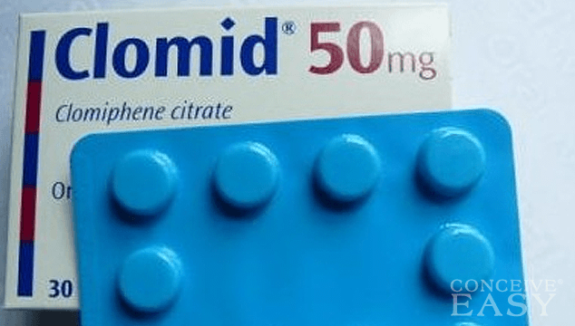 Clomid try conceive