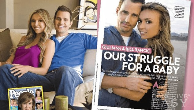 Infertility after 35 with Giuliana Rancic