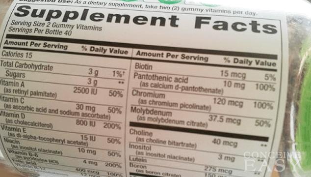 Why You Need Prenatal Vitamins