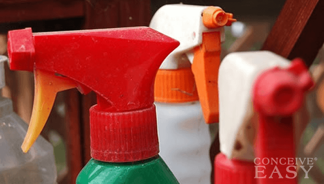 Working with Chemicals May Lower Fertility