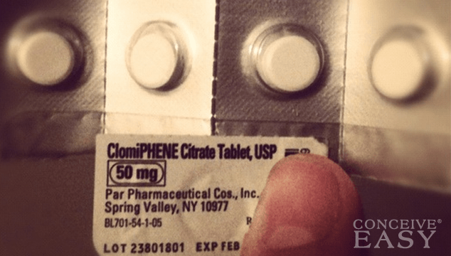 50 mg Clomid to help with fertility