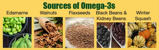 Sources of omega 3 to help boost fertility