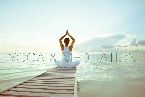 yoga and meditation to avoid stress that damages fertility