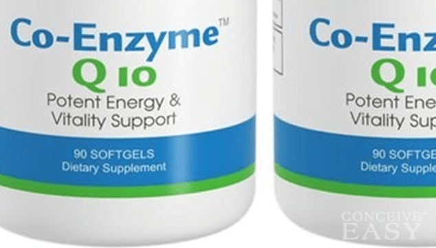Coenzyme Q10 (CoQ10) and Male Fertility