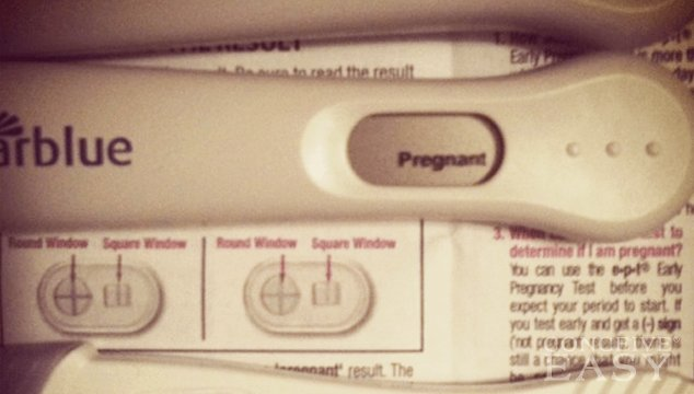 When Does a Pregnancy Test Turn Positive?