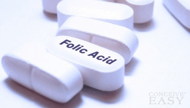 How Much Folic Acid is for My First Trimester?