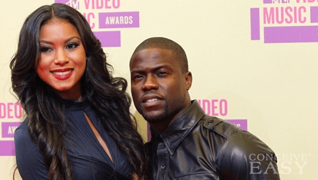 Kevin Hart's Girlfriend Eniko