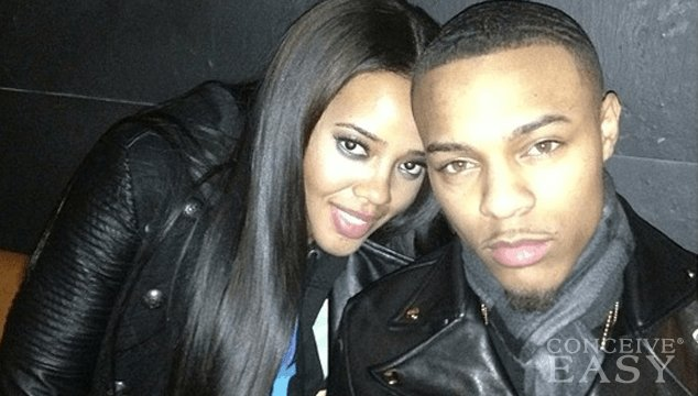 Angela Simmons Knows About Bow Wow's Love Triangle at Work