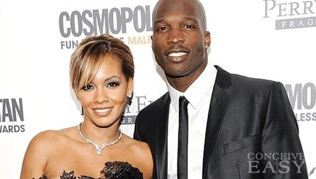 Chad Ochocinco's Ex Evelyn Lozada Wants Another Baby