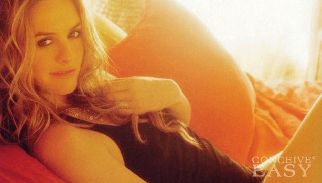 Alicia Silverstone's Orgasmic Birth