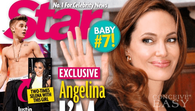 Angelina Jolie Pregnant Again?