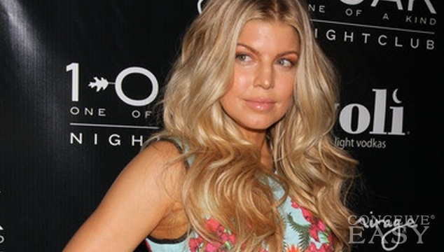 Black Eyed Peas Singer, Fergie, is Expecting at Age 37