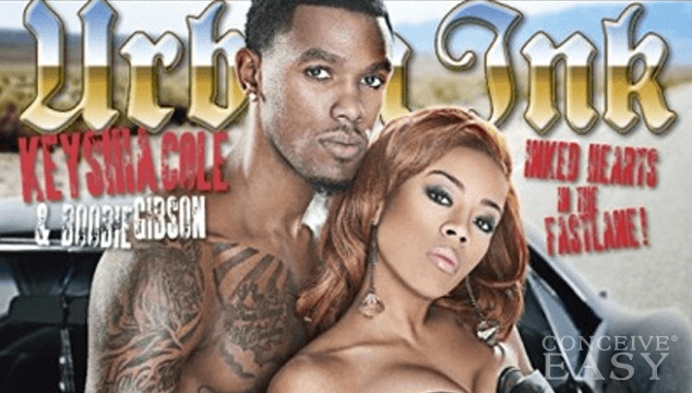 Boobie Gibson Valentine's Day Surprise From His Wife Keyshia Cole