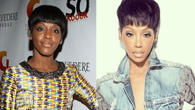 Dirty Money Singer Dawn Richard Undergoes Drastic Makeover