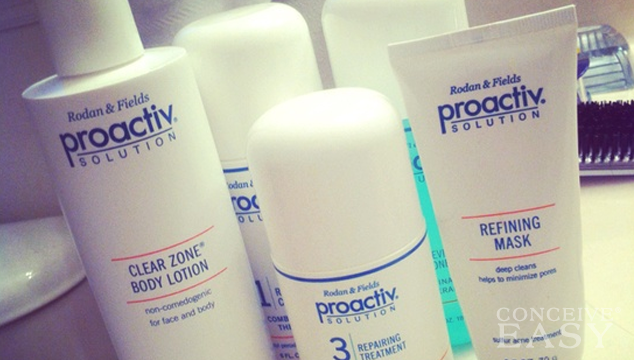 Is it Safe to take Proactiv During Pregnancy?