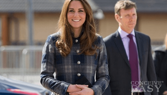 Kate Middleton Gives Her Unborn Baby a Sweet Nickname