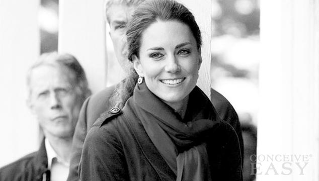 Kate Middleton's Morning Sickness