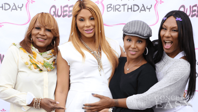 Tamar Braxton Confirms She is Pregnant