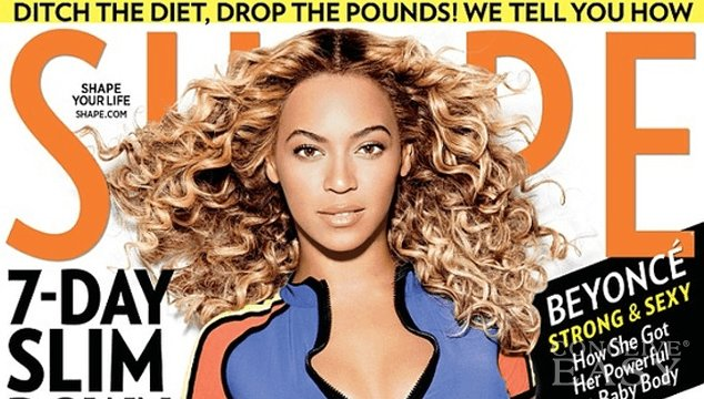 Beyonce Reveals How She Lost 57 Pounds of Baby Weight Fast