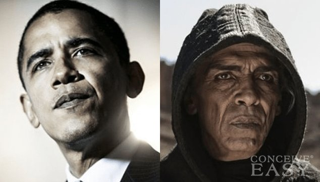 "Does Satan Look Like Obama in History Channel ""The Bible"" Series?"