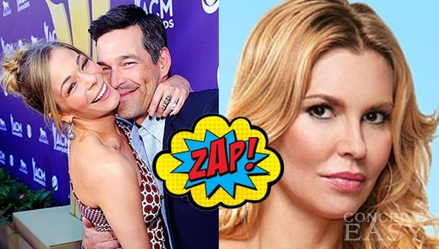 Eddie Cibrian and LeAnn Rimes Pitching Reality Show