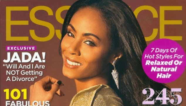 Jada Pinkett-Smith: Is it OK to Put White Women on the Covers of Black Magazines?