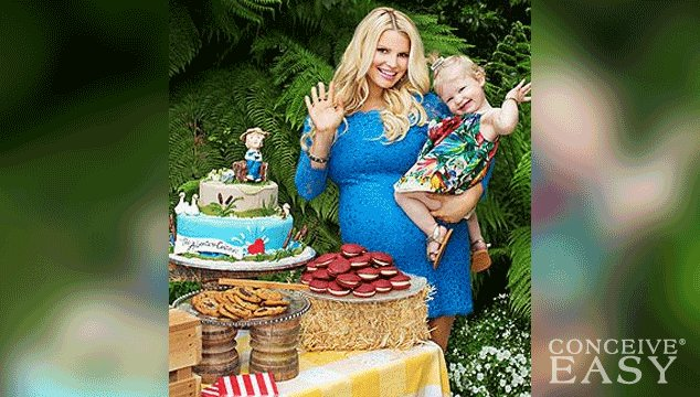 Jessica Simpson's Star-Studded Baby Shower!